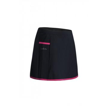 Sukňa MONTURA Sensi Match (9004 black/pink) Dámska
