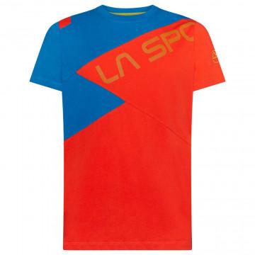 Tričko LA SPORTIVA Float (N00311619 orange/blue)