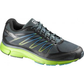 Salomon X-Tour 2 / Grey Demin Granny Green Union Blue