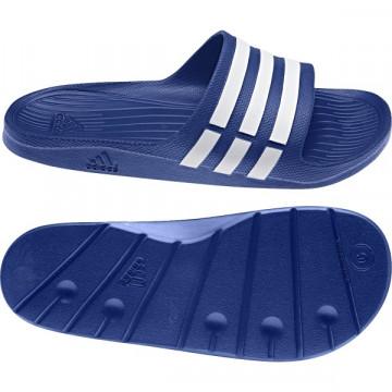 Šlapky ADIDAS Duramo Slide (G 14309 blue) Dámske