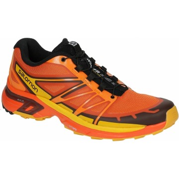 Salomongs Pro 2 / Tomato Red Clementine -X Yellow Gold