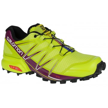 Salomon Speedcross Pro W / Gecko Green Mystic Purple White