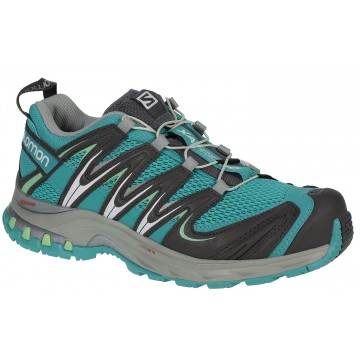 Salomon XA Pro 3D W / Teal Blue F Dark Cloud Lucite Green