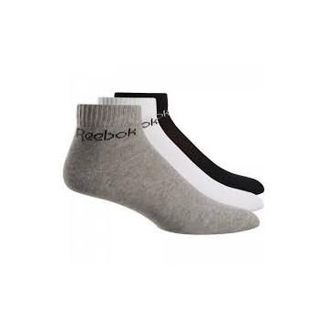 Ponožky REEBOK 5228 FL Active Core Ankle 3p.
