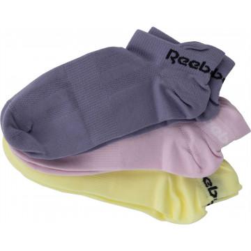 Ponožky REEBOK 6249 FQ Tech Style TR 3p. Dámske