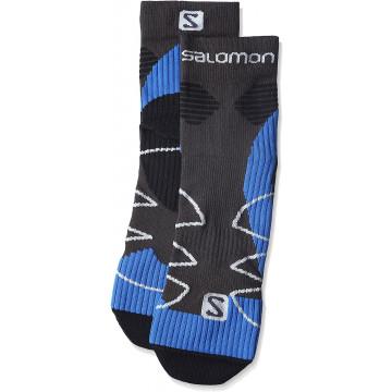 Ponožky SALOMON Fast Wings (blue)