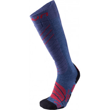 Ponožky UYN Ski Comfort Fit (A201blue-red)