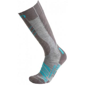 Ponožky UYN Ski Comfort Fit (G357 grey-blue) Dámska