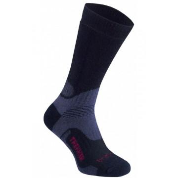 Ponožky BRIDGEDALE Trekker (black 846)