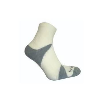 Ponožky BRIDGEDALE X-Hale (grey-white 607)