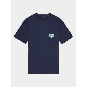 Tričko O´NEILL Gradient (9A2346 navy)