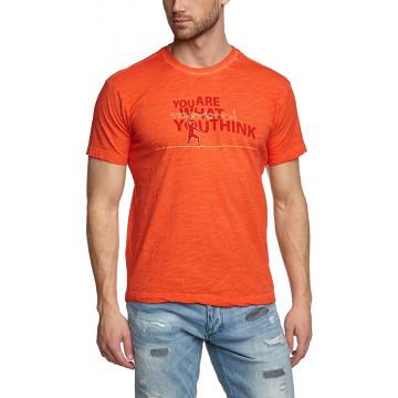 Tričko CMP 3S75457 (B790 orange)