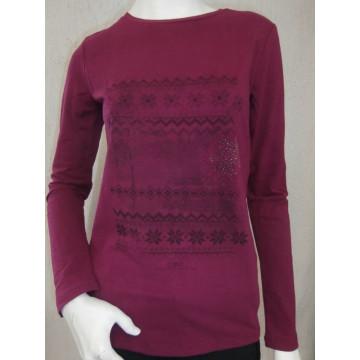 Tričko CMP 3U29856 (H762 purple) Dámske