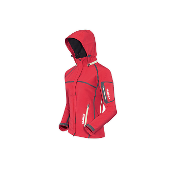 Bunda HUSKY X-Apos (red) Dámske