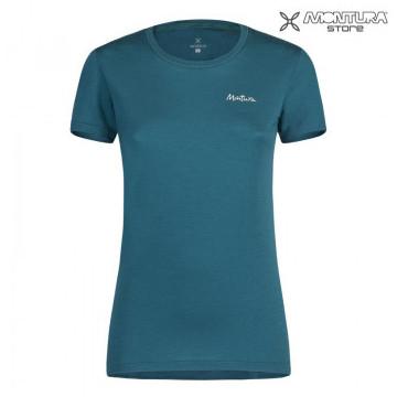 Tričko MONTURA Lotus Teal (Blue 83) Dámske